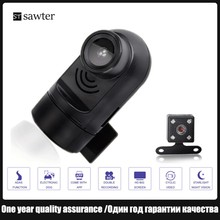 Buy Car Camera Car DVR APP operation hidden HD 1080P dual lens night vision driving recorder ADAS driving assistance system directly from merchant!