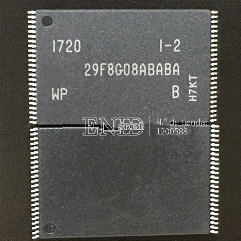 N//A MT29F8G08ABABAWP:B TSOP-48