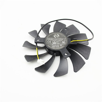 2Pin 85MM GPU Cooler Fan For Gigabyte HD 6850 7970 GTX 460 GTX560Ti R270X AMD R7 260x Graphics Cooling Fan image