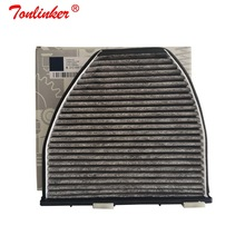 Cabin Filter A2128300038 1Pcs For Mercedes Benz SL R231 350 400 500 63AMG 65AMG 2012 2019/SLS AMG C197 R197 6.2 2011 2019 Model