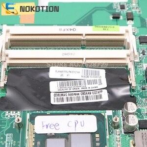 Image 4 - Nokotion 63y2144 da0gc6mb8f0 용 lenovo thinkpad edge e50 노트북 마더 보드 hm55 ddr3 hd 4500 그래픽 무료 cpu