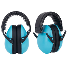 Детские защитные наушники для слуха, мягкие наушники для малышей, регулируемые наушники с шумоподавлением