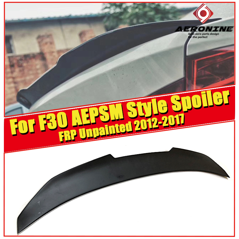 Good quality and cheap bmw f30 trunk spoiler in Store ICLA
