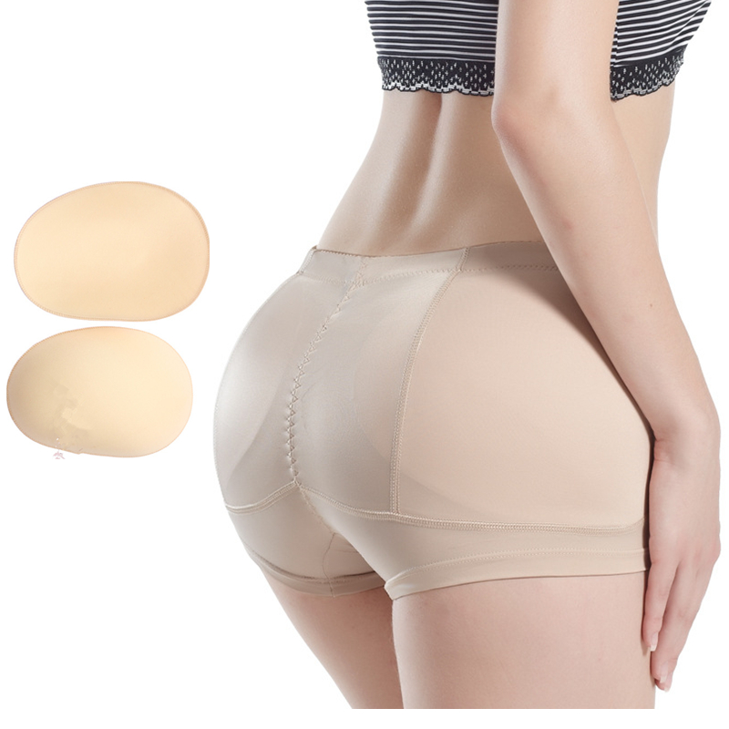 Butt Lifter Seamless Booty Invisible Lift Shaper Panty Tummy Control Enhancer Hip Up Panty