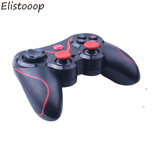Image 5 - Bluetooth Gamepad  Wireless Joystick Gaming Controller for Gen Game For Mobile Phone Tablet TV Box CF