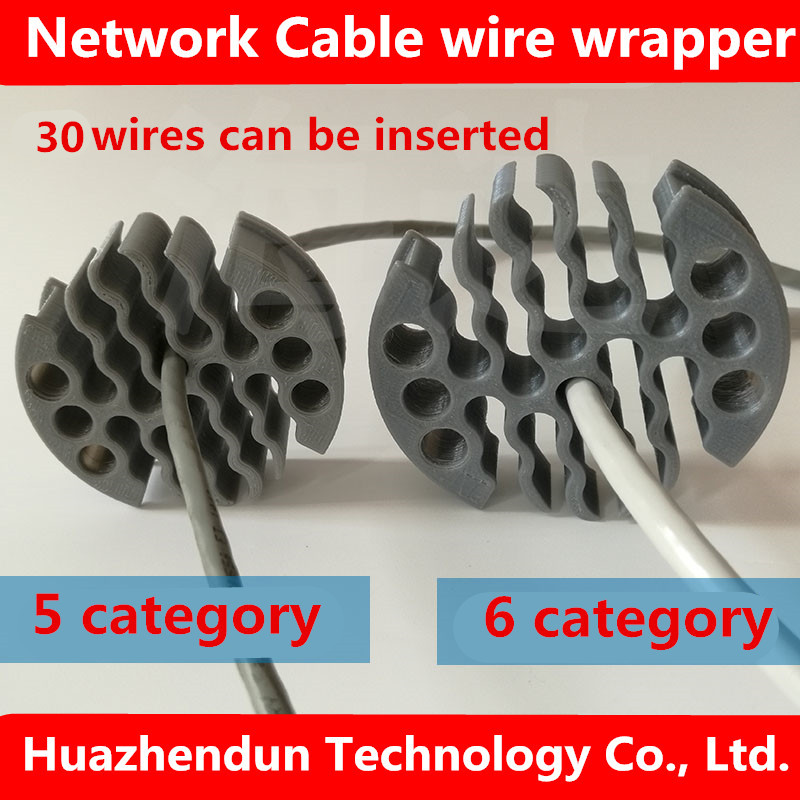 Network module network cable lines comb machine Wire harness Arrangement tidy tools for computer room
