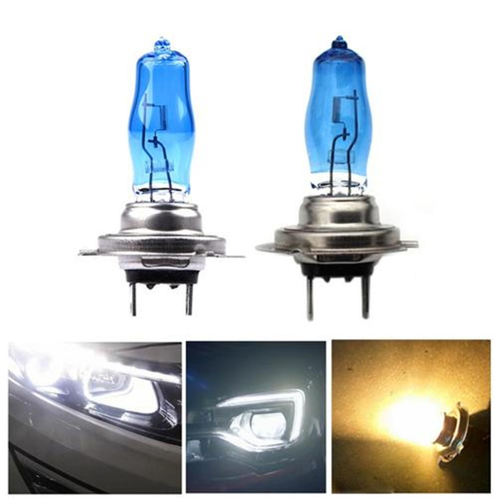 2Pcs HOD H7 55W 100W High Quality Bulb Auto Car Headlights H7 55W/100W Sun Light/Ultra-white Light 4500K 6000K Fog