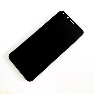 """Image 2 - 100% اختبار ل LEAGOO S8 برو شاشة الكريستال السائل شاشة تعمل باللمس LCD محول الأرقام زجاج لوحة استبدال 5.99 """"LEAGOO S8Pro أداة لاصقة"""