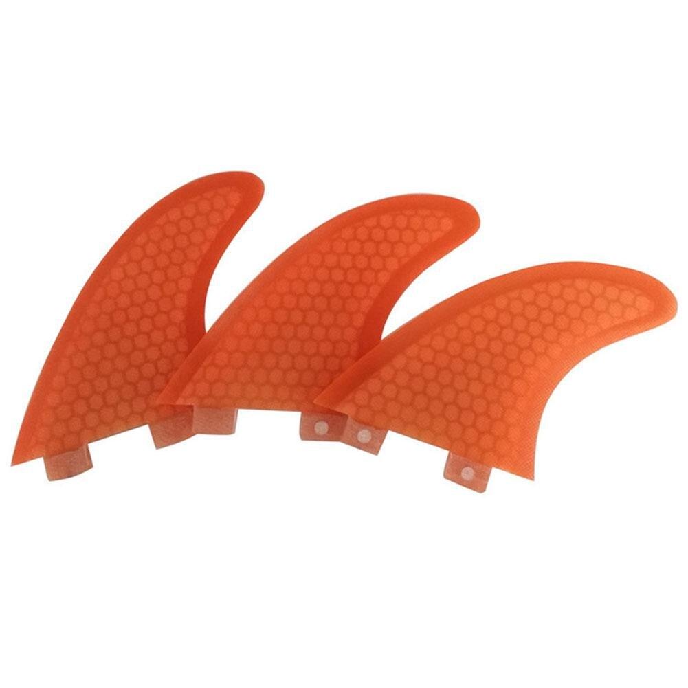 Kuulee palmes de Surf en fibre de verre FCS aileron planches de Surf G3/G5/G7 taille aileron en Surf