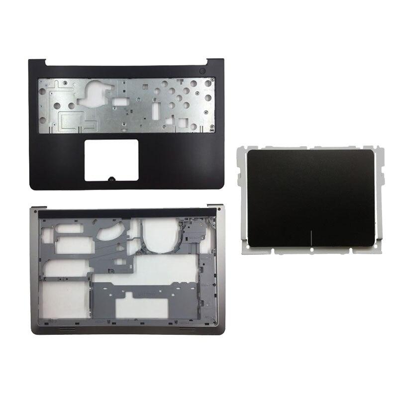 Portátil para dell inspiron 15 5000 5542 5543 5545 5547 5557 5548 15m palmrest caso superior/base inferior capa/touchpad dp/n 0whc7t|Bolsas e estojos p/ laptop|   - AliExpress