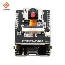 Esp32 cam mb плата разработки wi fi bluetooth ov2640 модуль