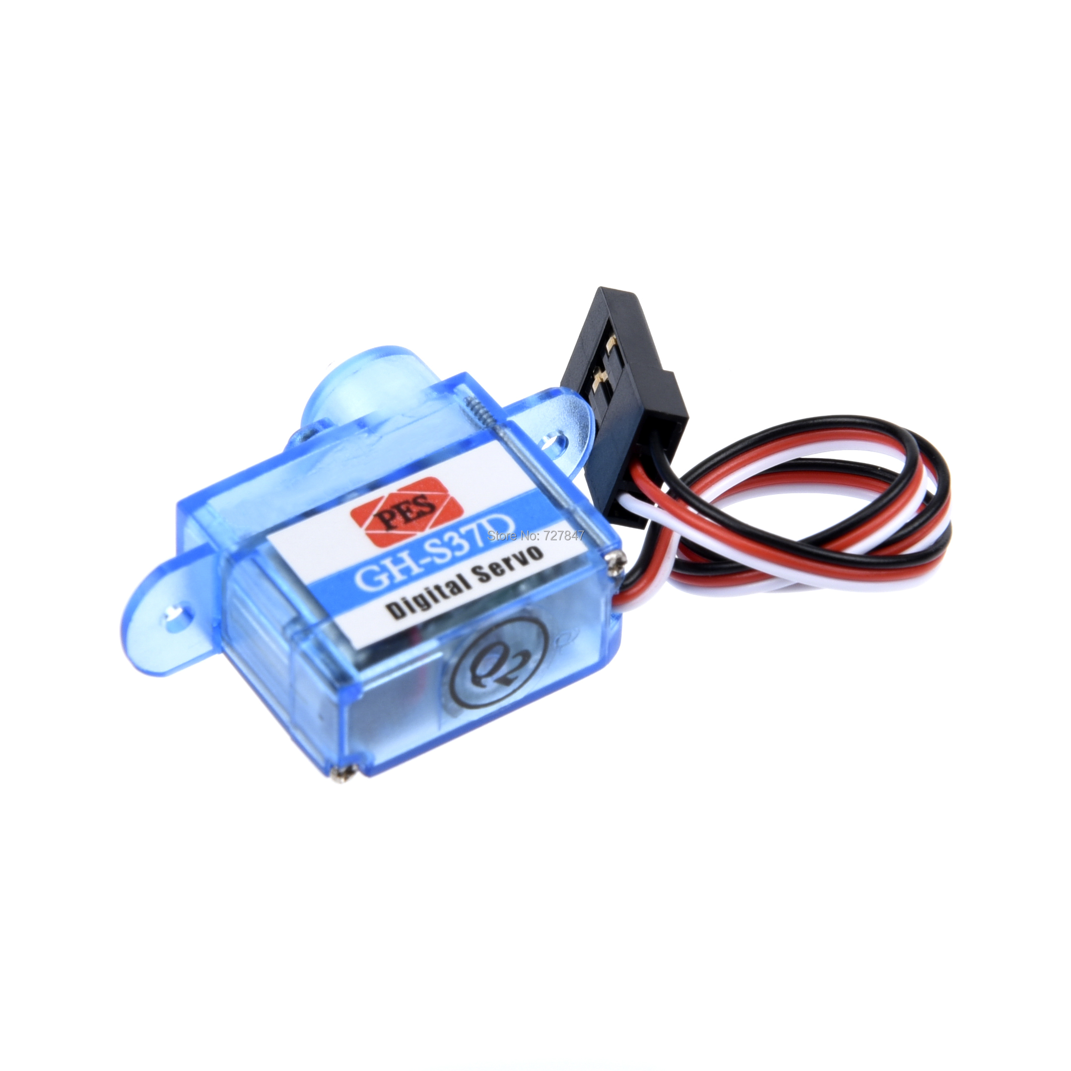 NEW PES GH-S37D GH-S37A 3.7g Servo Mini Micro Servo For RC Plane Helicopter Boat Car