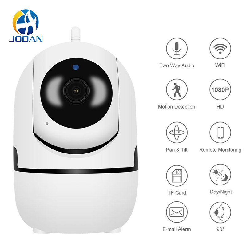HD 1080p IP Camera Wireless Camera Intelligent Auto Tracking Of Human Home Security Surveillance CCTV Monitoring Camera Wifi