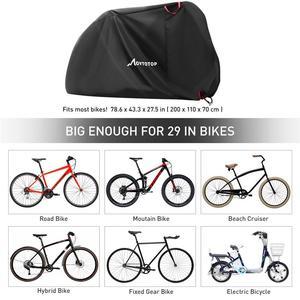 Image 2 - Osłona na rower rowerowy wodoodporna osłona przeciwdeszczowa osłona przeciwdeszczowa UV osłona przeciwpyłowa do skutera wodoodporna osłona przeciwdeszczowa rowerowa osłona pyłoszczelna