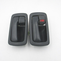 A Set 4PCS for Old  camry 2.2 SXV10 door shake handshandle Gray 92-96 special door handle dark gray