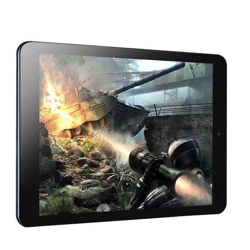 (Dual System) Tablet PC 9.7 Inch Android4.4 + Windows 8.1 32-bit Operating System QuadCore 2GB+32GB 2048x1536 IPS