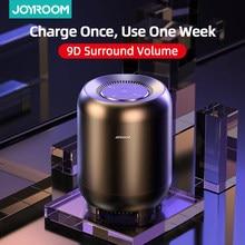 Gerçek kablosuz Mini Bluetooth hoparlör taşınabilir güçlü bas akıllı hoparlör 18H çalma süresi net Stereo ses ev sineması JOYROOM