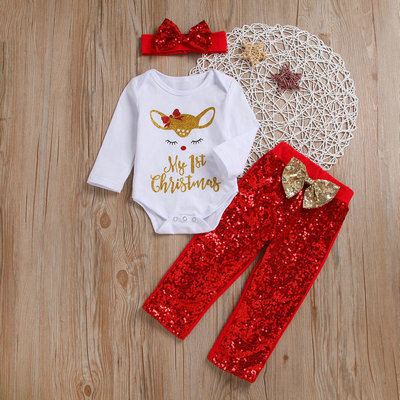 My First Christmas Baby...