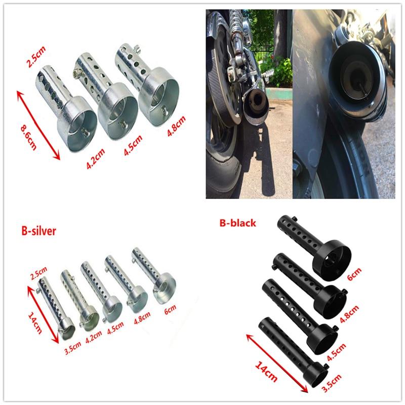 new Motorcycle Exhaust Muffler DB Killer Silencer Sound Eliminator for SUZUKI GSF650 BANDIT GSX1250 F SA ABS GSX1400 GSX650F