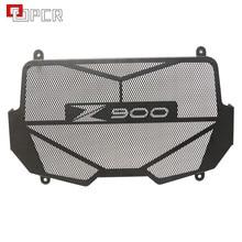 Black Green motorcycle Z900 Radiator Grille Guard Protection For Kawasaki Z 900 z900 Z900 2017 2018 2019 2020 2021 accessories