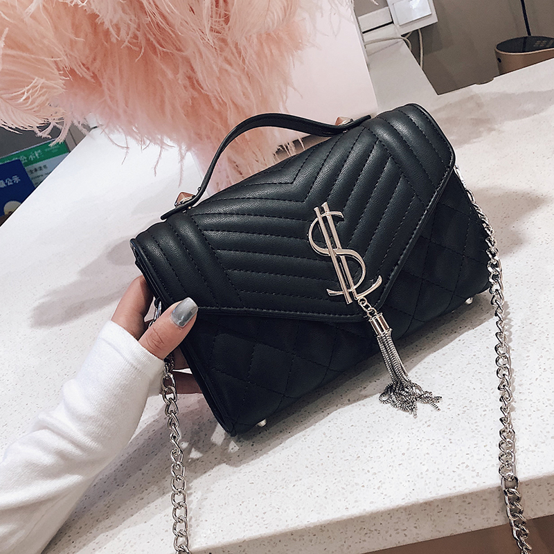 Image 2 - 2019 NEW Luxury Handbags Women Bags Designer Shoulder handbags 