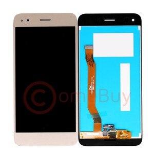 Image 4 - Comebuy Display Per Huawei P9 Lite mini Display LCD Y6 Pro 2017 SLA L22 SLA L02 Touch Screen Con Cornice Per Huawei p9 Lite mini