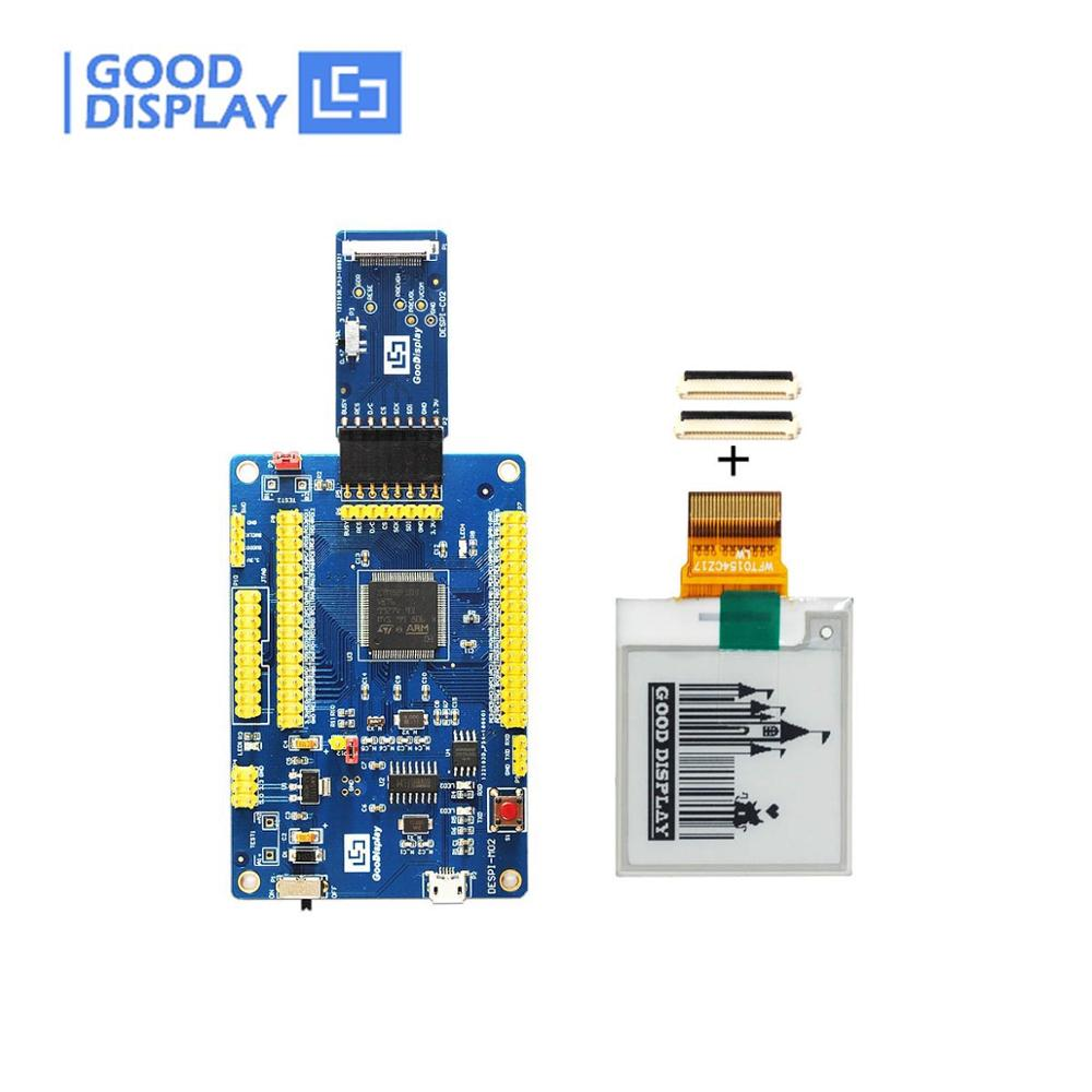 USB Port Programmable Demo Kit With 1.54inch E Ink E Paper Display