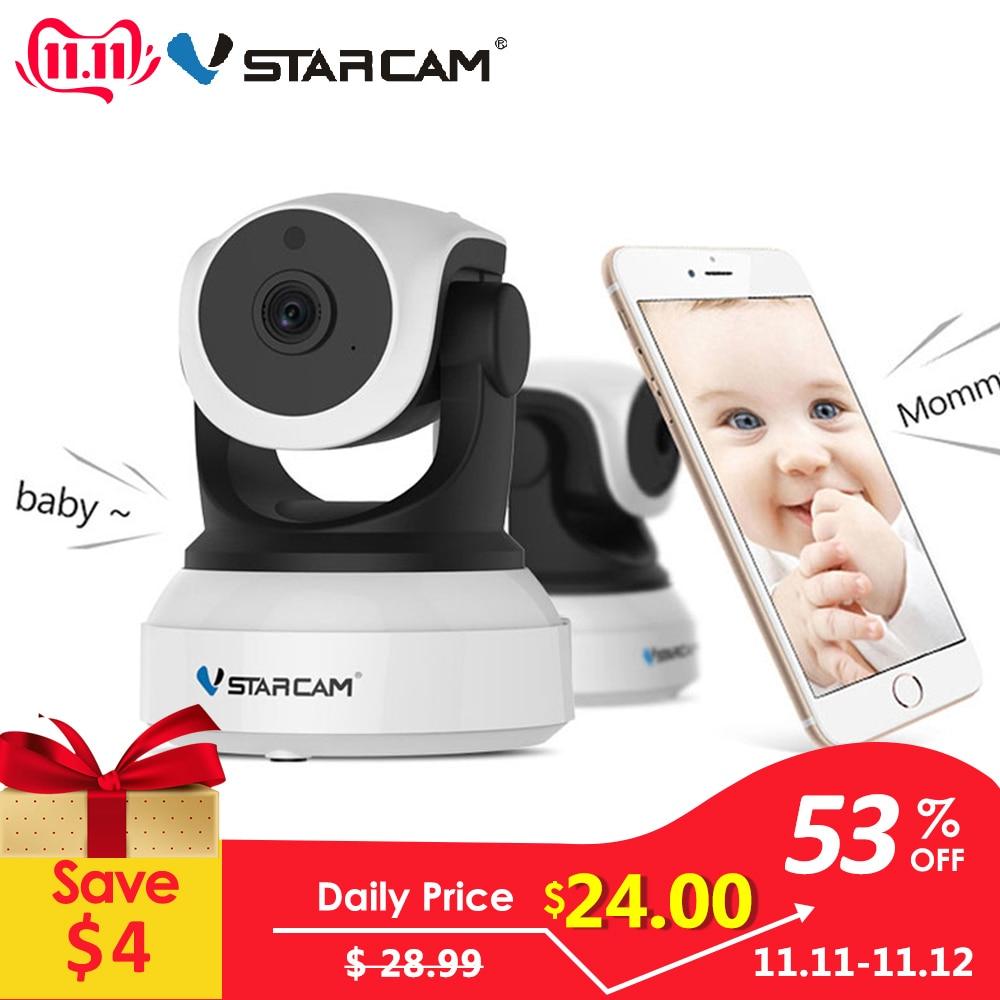 Vstarcam C7824WIP 720P HD WIFI IP Camera Night Vision Home Security Camera Wireless P2P Indoor IR Cam PTZ IP Camara Audio ONVIF