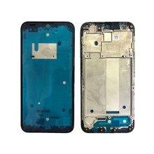 Nokia2.2 para nokia 2.2 nk quadro médio placa habitação placa lcd suporte placa frontal moldura substituir peças de reposição reparo