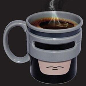 Image 5 - Robocupアニメーション漫画ミルクティーカップキャラクターセラミック男マグオフィスホームクリエイティブヒーローロボファンギフト16オンス
