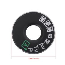 Camera Function Mode Dial Turntable Label Top Cover Button Unit Interface Cap Plate Repair Kit for Canon EOS 6D Cam