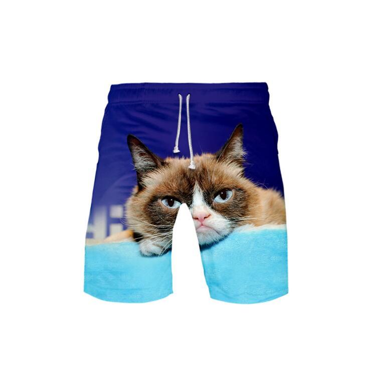 WZX47A  NEW 100%Cotton Casual Summer Sportswear Jogger Shorts Men Elastic Waist Summer Short Free Shipping