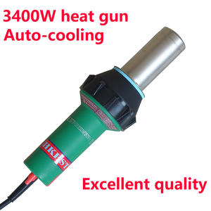 3400W heat gun blower also can be name hot air heaters for shrinking,dryiing soldering,heating,activation,roof welding