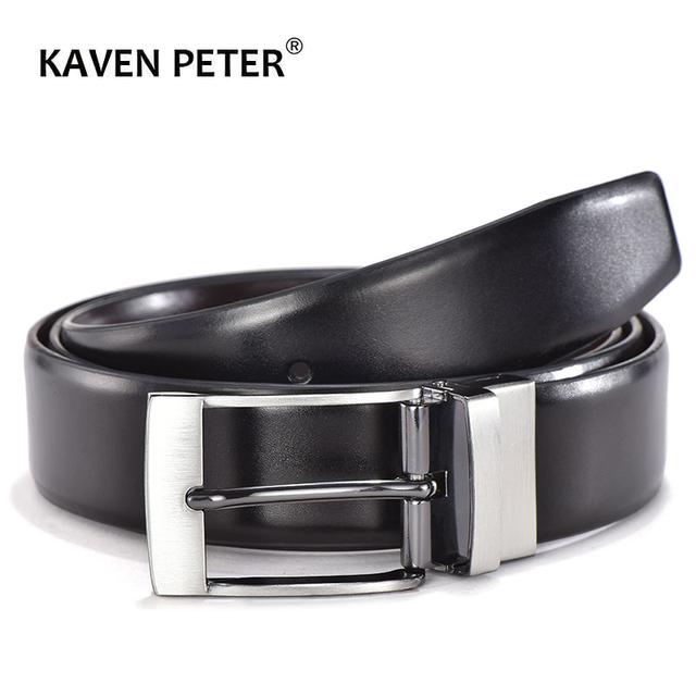 Cinturón de cuero de alta calidad