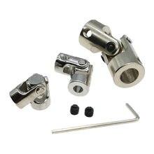 Conector universal universal da junção de acoplamento do metal multi-especificação 2 2.3 3 3.17 4 5mm 6mm 8mm 10mm modelo do veículo e da embarcação