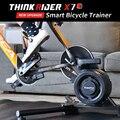 Thinkrider X7 Fahrrad Trainer Indoor Cycling Smart Bike Trainer Elliptische Hause Fitnes Übungen Fahrrad Training Simulator 2020 Fahrrad-Rollentrainer Sport und Unterhaltung -