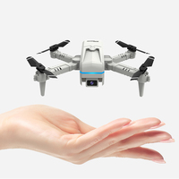 2021 nuovo H6 Mini Drone 4k HD doppia fotocamera FPV WiFi trasmissione in tempo reale pieghevole Quadcopter RC droni giocattolo per giocattoli per bambini