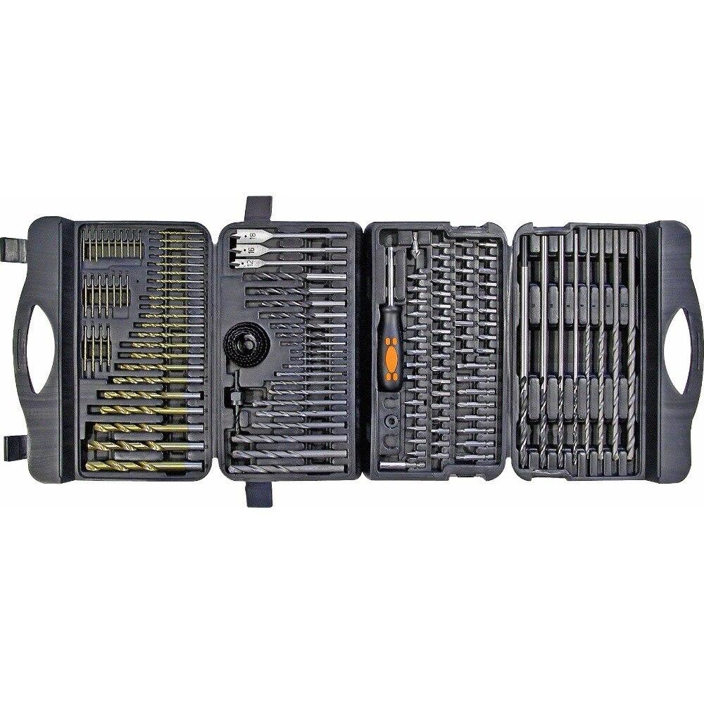 Набор инструментов Кратон DS 144|set of|set of drillsset drill bit | АлиЭкспресс