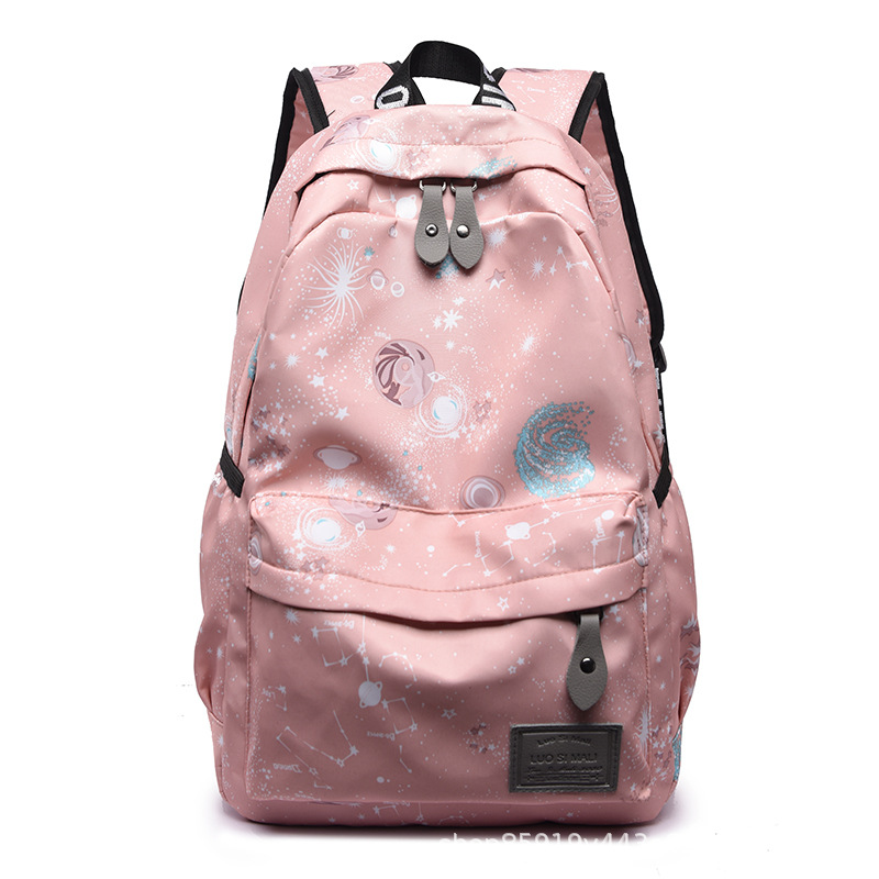 Korean Women Backpack Female Large Capacity High Schoolbag Casual  Waterproof Backpacks For Teenager Girls Travel Bags Mochila