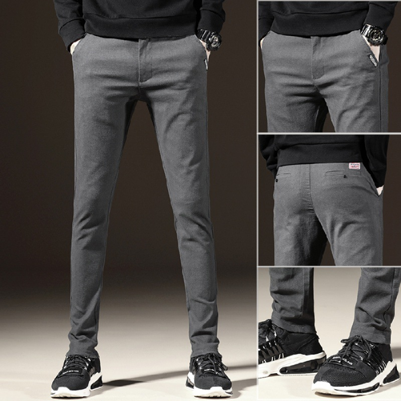 1083 # Autumn And Winter New Style MEN'S Casual Pants