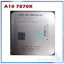 CPU Processor Ad787kxdi44jc-Socket 7870 Fm2  AMD Quad-Core Ghz A10-Series
