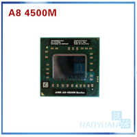 AMD A8-Series A8 4500M AM4500DEC44HJ ordinateur portable CPU 1.9G Socket FS1 Quad Core A8-4500M vente A8 3520M