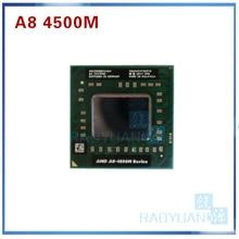 Computador portátil amd A8 Series a8 4500m, cpu de 1.9g, soquete fs1, quad core A8 4500M, venda a8 3520m