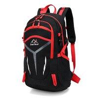 방수 여행 하이킹 사이클링 스포츠 배낭 내마 모성 야외 캠핑 등산 가방 등산 배낭 40l