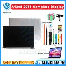 """מקורי 661 02532 עבור MacBook Pro רשתית 15 """"A1398 LCD תצוגת מסך עצרת 2015"""