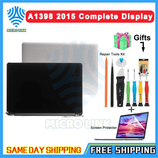 "original 661 02532 For MacBook Pro Retina 15"" A1398 LCD Display Screen Assembly  2015"
