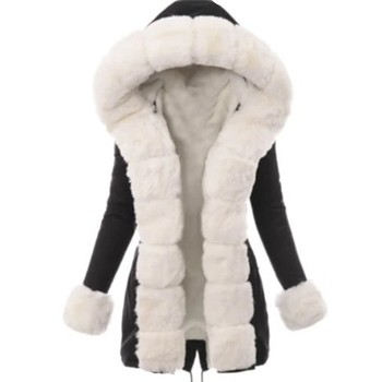 Winter Jacket Women 2020 Natural Fox Fur Parkas Long Parka Real Fur Coat Thick Warm Streetwear 2020 Casual Overwear #3 image