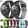 Ремешок BEHAU силиконовый для Samsung Galaxy Watch 3, 45 мм, 41 мм, 20 мм/22 мм