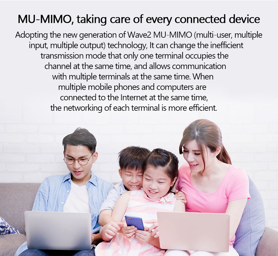 Original Xiaomi Mi Router Mesh WiFi 2.4G 5GHz High Speed 4 core CPU 256MB AC1300+1000M LAN+1300M Signal Amplifier WiFi Router (16)