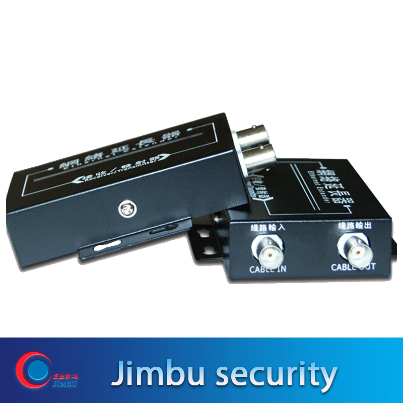 IP HD Network Coaxial Cable Transmission System Extender  Cable Signal Amplifier Ethernet 2000m Transmission Device